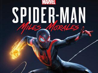 Marvels Spider Man Miles Morales PS4 Game