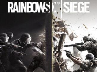 Tom Clancys Rainbow Six Siege PS4 Game