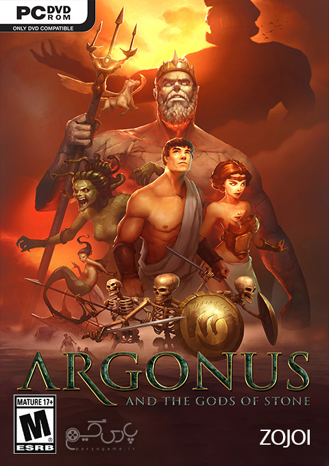 Argonus and the Gods of Stone PC Game
