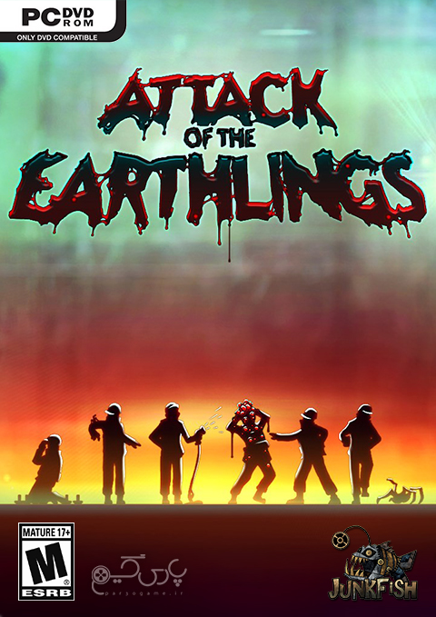 Attack of the Earthlings PC Game
