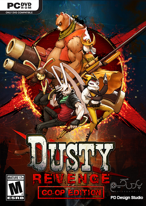 Dusty Revenge Co Op Edition PC Game
