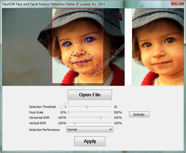 Luxand FaceSDK