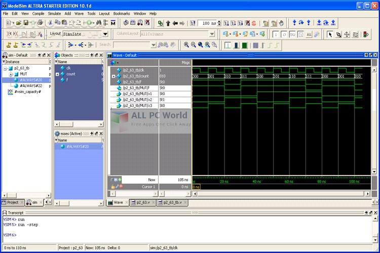 Mentor Graphics ModelSim