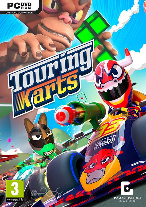 Touring Karts PC Game