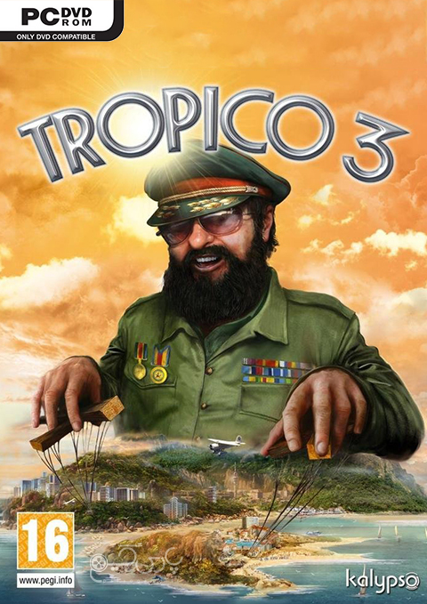 Tropico 3 PC Game