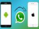 نقل رسائل WhatsApp من Android إلى iPhone