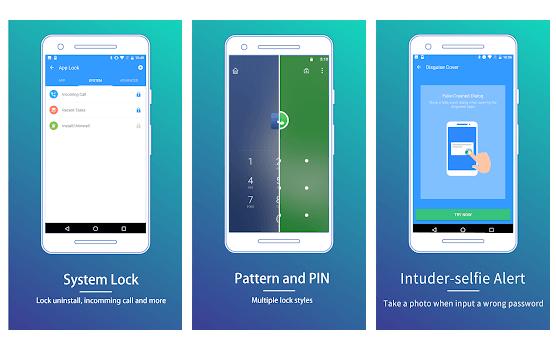 قفل التطبيقات الذكي (حماية التطبيقات)