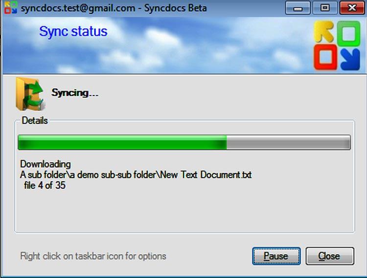 Syncdocs