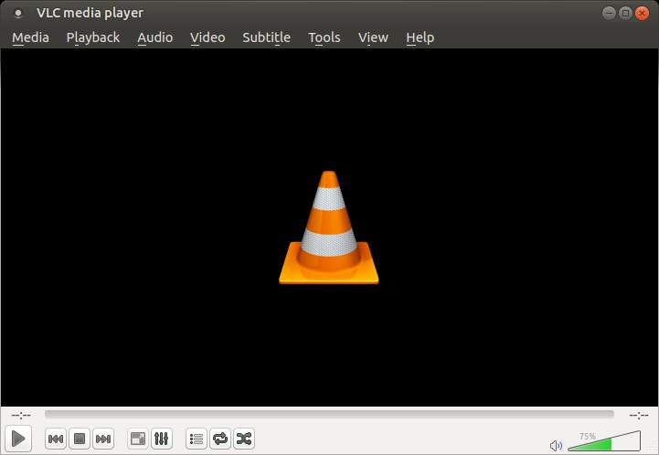 VLC media player 3