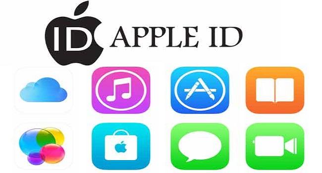 إنشاء معرف Apple