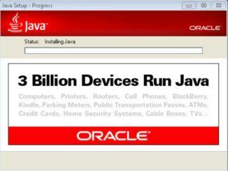 Java SE Runtime