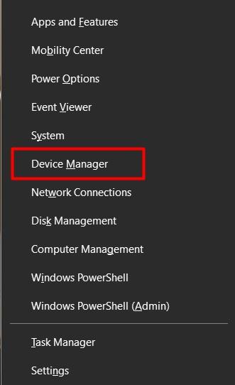 إصلاح خطأ USB DEVICE_DESCRIPTOR_FAILURE في نظام التشغيل Windows 10