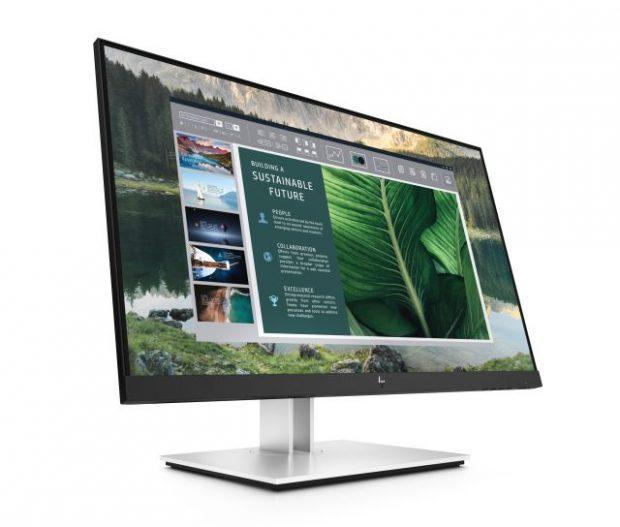 الكمبيوتر المحمول HP Envy 14 وشاشات E24u و E27u G4