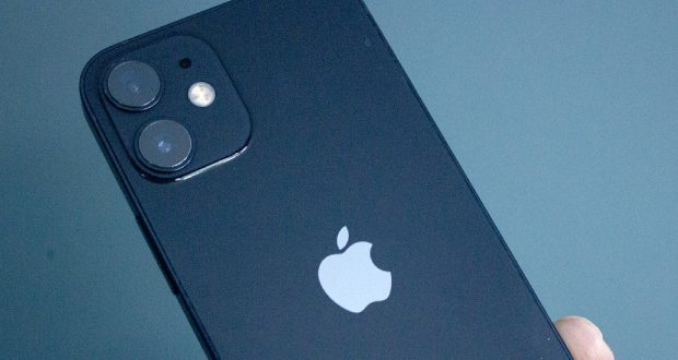 شعار Apple الخلفي