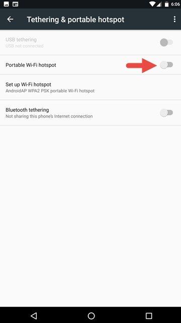wifi hotspot 9 1
