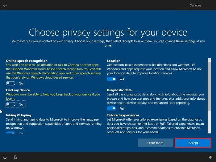قم بتثبيت Windows 10 باستخدام Flash