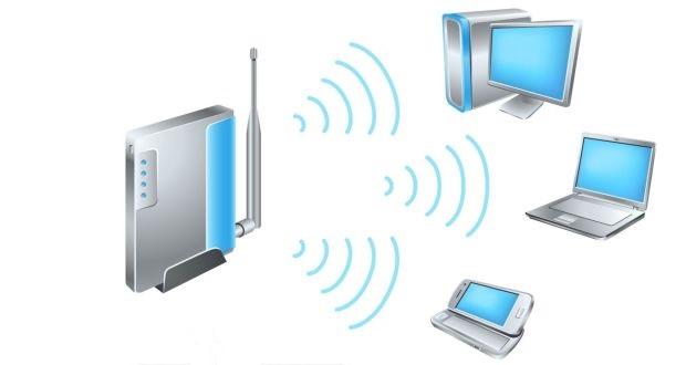 إعداد Wi-Fi