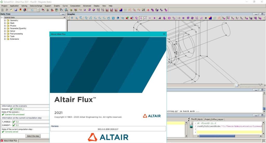 Altair Flux