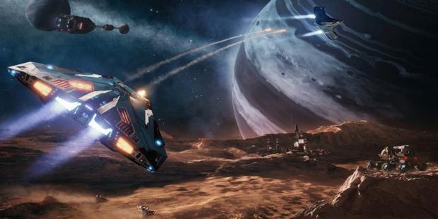 أفضل ألعاب الفضاء