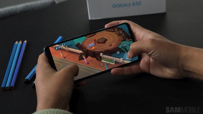 Galaxy A52 19