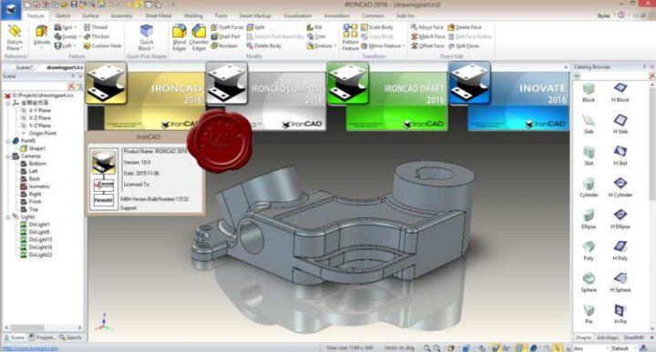 IRONCAD Design Collaboration