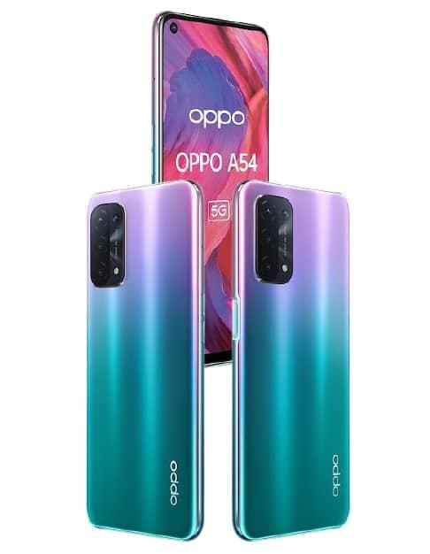 هاتف Oppo A54 5G