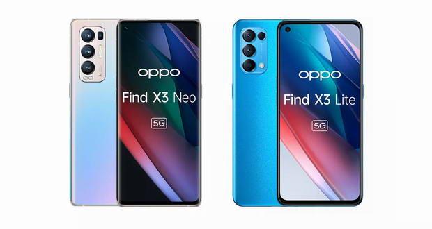 Oppo Find X3 Neo