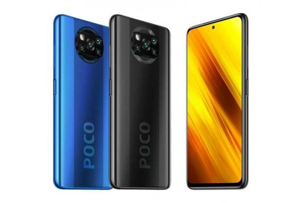هاتف Poco X3