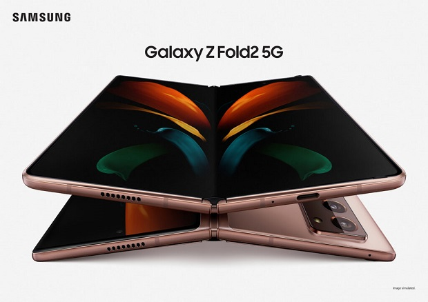 طرازات Galaxy Z Fold 3