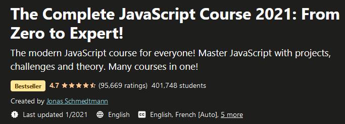 دورة JavaScript