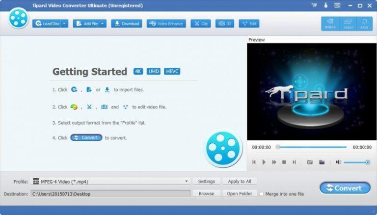 Tipard Video Converter