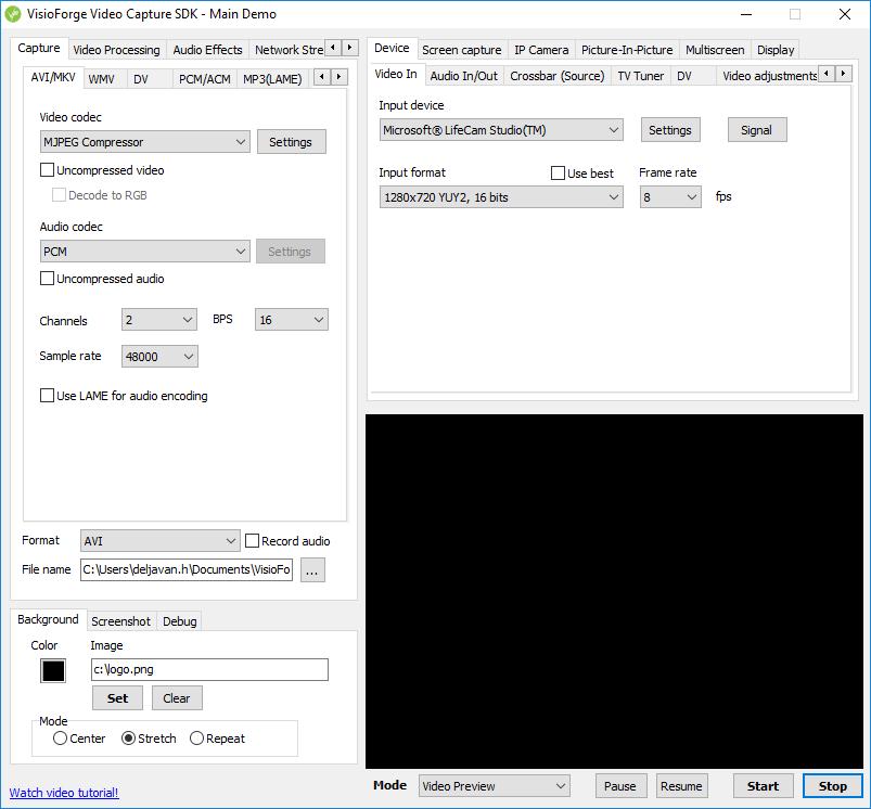 VisioForge Video Capture