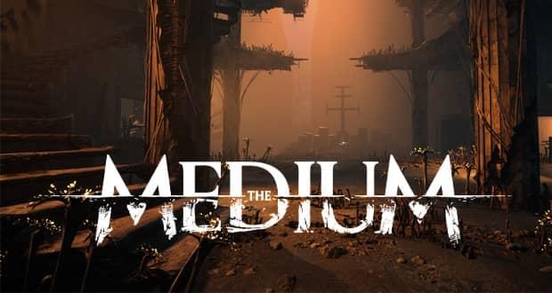 The Medium game
