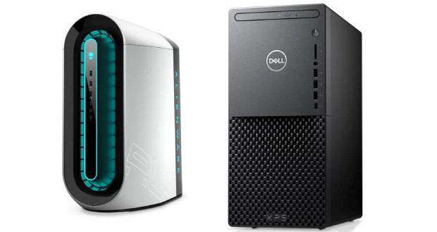 Dell XPS desktop