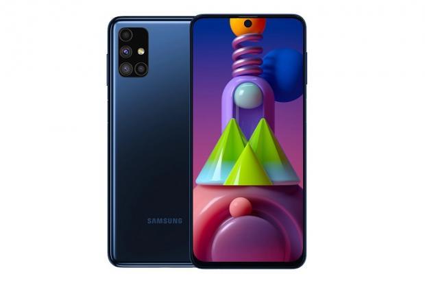قارن بين Galaxy F62 و Galaxy M51 و Xiaomi Mi10I