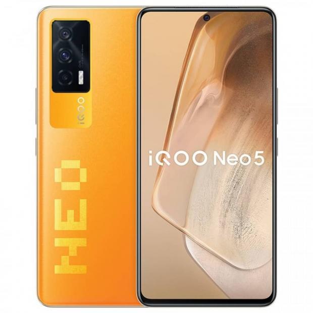 هاتف ألعاب IQOO Neo5 Vivo