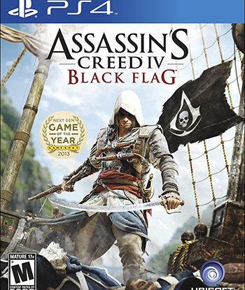 Assassins Creed IV Black