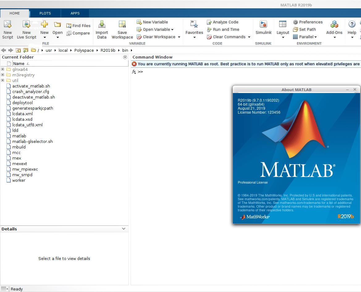 لقطة شاشة MATLAB2