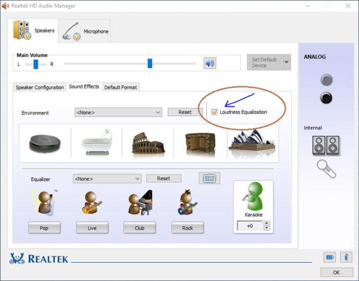Realtek High Definition Audio Drivers