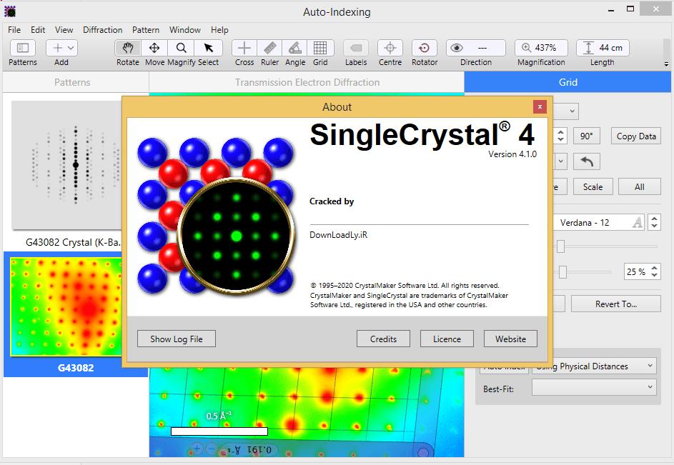 CrystalMaker