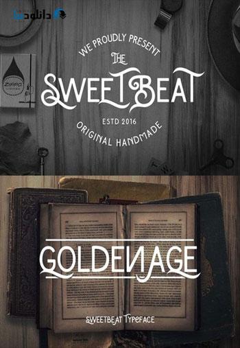 SweetBeat Typeface