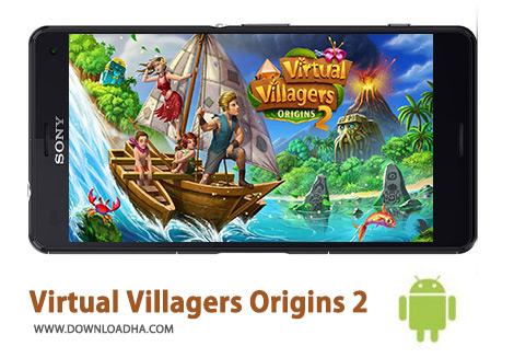 Virtual Villagers Origins