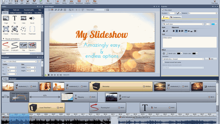 AquaSoft SlideShow