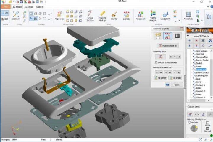 3D-Tool 15.00