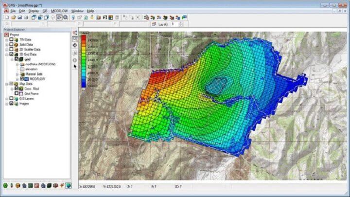 Aquaveo GMS Premium 10.5.6 x64