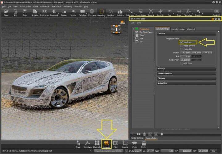 Autodesk VRED Professional 2022