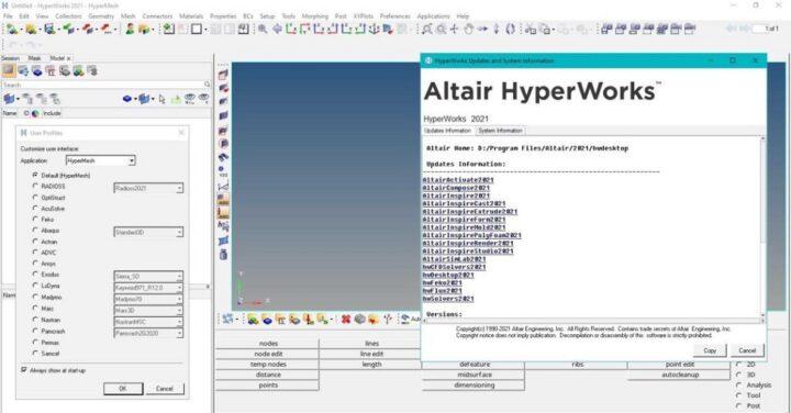 Altair HyperWorks Suite 2021