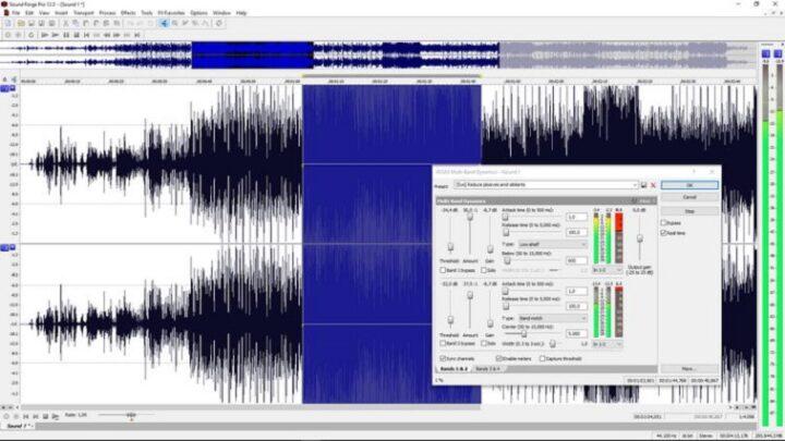 MAGIX SOUND FORGE Pro Suite 15