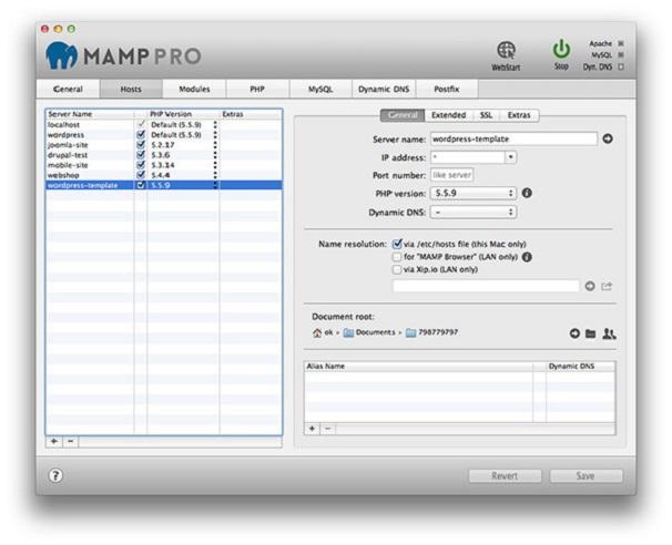 MAMP & MAMP PRO 4.2.0.23979