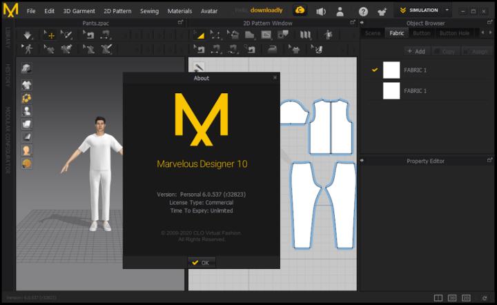 Marvelous Designer